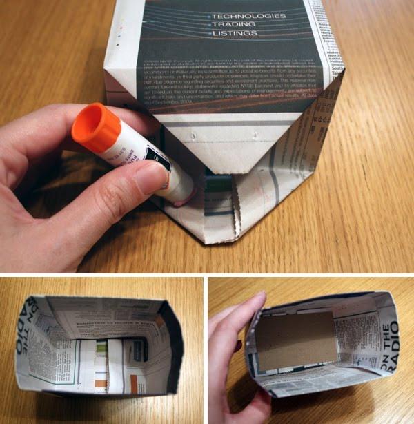 Подарочный пакет из бумаги своими руками видео
